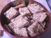 Knuspriger Kekskuchen - Rezept