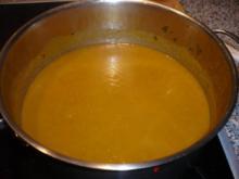 Paprika-Gemüse-Sauce - Rezept