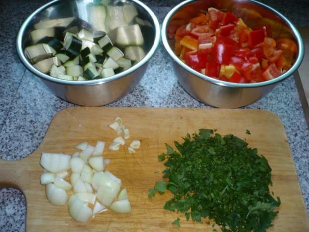 Paprika-Gemüse-Sauce - Rezept - Bild Nr. 3