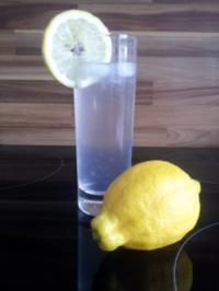 Zitronenlimonade für Sommer Durstlöscher in 5 Minuten fertig - Rezept