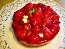 """Erdbeer-Torte """"Klein und Fein"""" ... - Rezept"""