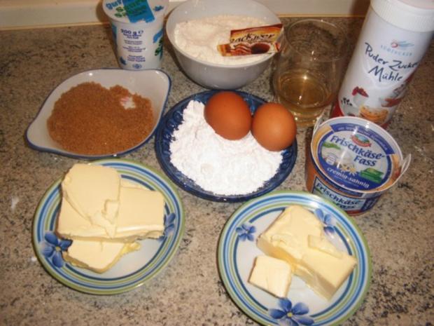 Holunderblütenssirup -Cup-Cakes - Rezept - Bild Nr. 3