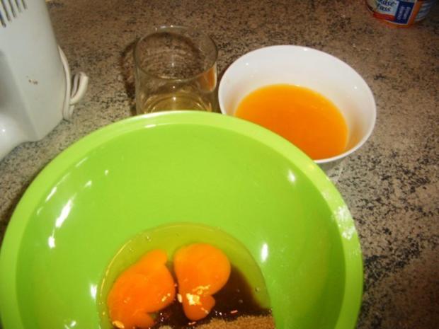 Holunderblütenssirup -Cup-Cakes - Rezept - Bild Nr. 5