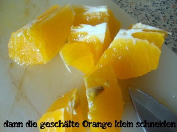 Orangen-Kaffee Likör - Rezept - Bild Nr. 4