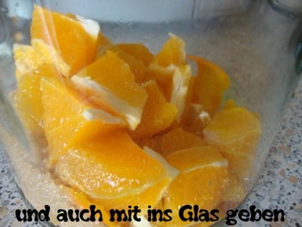Orangen-Kaffee Likör - Rezept - Bild Nr. 5