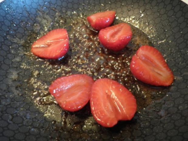 Grüner Spargel und rote Erdbeeren - ein Traumpaar  ... - Rezept - Bild Nr. 12
