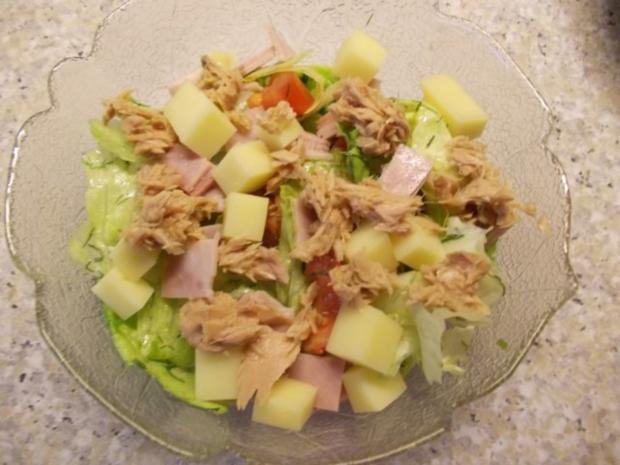Italienischer Salat - Rezept - Bild Nr. 6