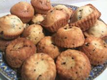 Stracciatella-Muffins ( 24 Stück ) - Rezept - Bild Nr. 6