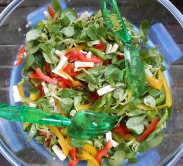 Bunter Party-Salat - Rezept
