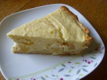 Ananas-Grieß-Tarte - Rezept