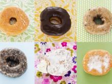 Teig für Donuts - Rezept