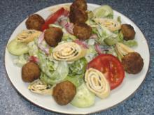 Sabine´s RUMFORT- Salat - Rezept