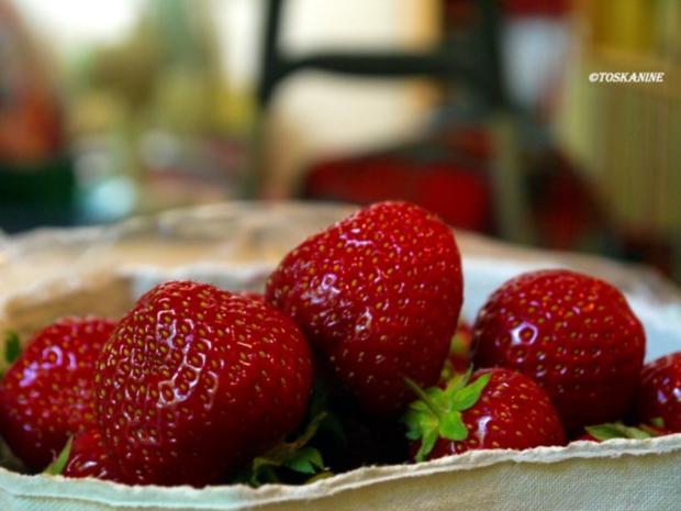 Erdbeer-Minz-Marmelade - Rezept - Bild Nr. 2