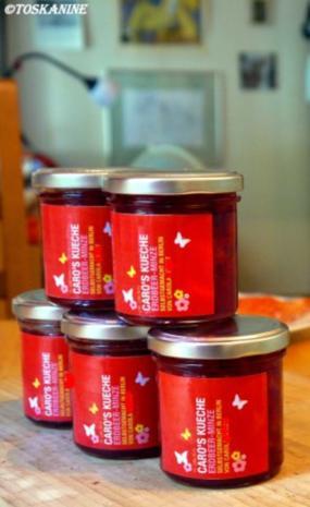 Erdbeer-Minz-Marmelade - Rezept - Bild Nr. 11