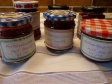 Erdbeerkonfitüre mit Vanille - Rezept