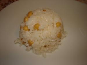 Kichererbsen Reis - Rezept