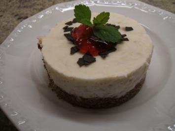Dessert: Rhabarber-Buttermilch-Dessert - Rezept