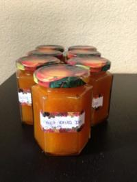 Apricot--Vanilla-Lavendel-Jam. - Rezept