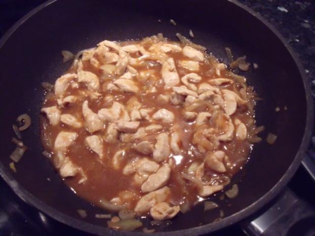 Wok-Gericht mit Tamarindensoße - Rezept