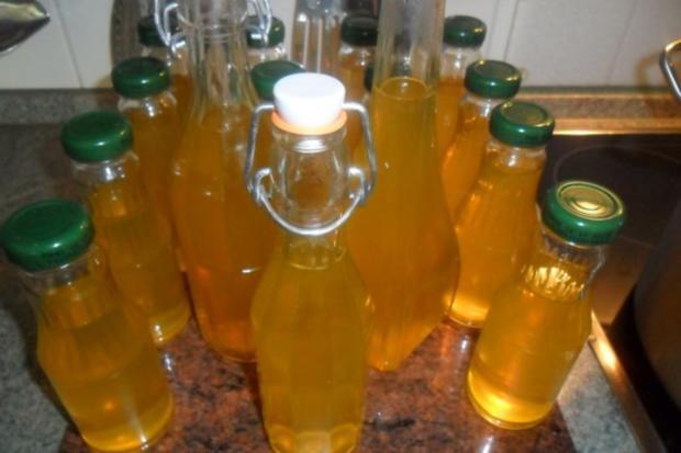 zitronenmelisse-ingwer-sirup - Rezept - Bild Nr. 2