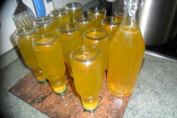 zitronenmelisse-ingwer-sirup - Rezept - Bild Nr. 8