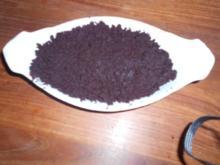schockoladenkuchen (Zartbitter) - Rezept