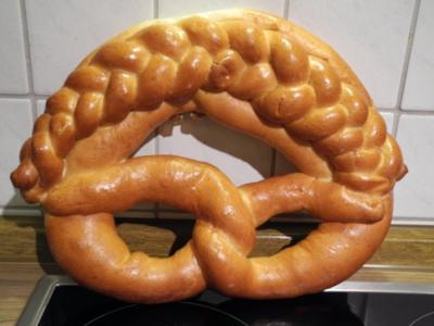 Brot & Brötchen : Brezel - Rezept