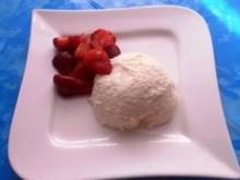 Dessert:Sommerliches Joghurtmousse - Rezept