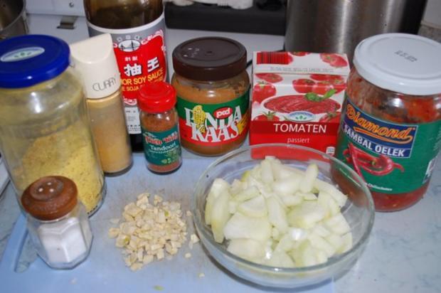 Barbecuesauce für Pfannen Gerichte oder Gegriltes - Rezept - Bild Nr. 2