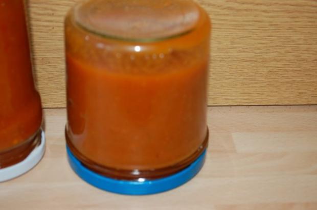 Barbecuesauce für Pfannen Gerichte oder Gegriltes - Rezept