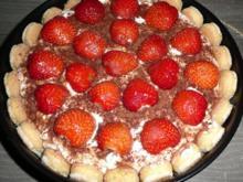 Tiramisu - Erdbeere - Torte - Rezept