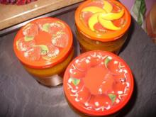 Aprikosenkonfitüre - Rezept