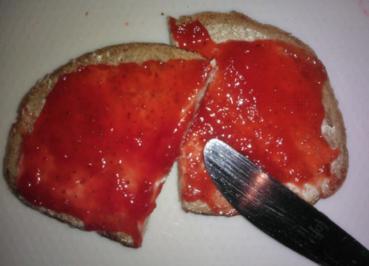 Fruchtaufstrich Erdbeere - Rezept