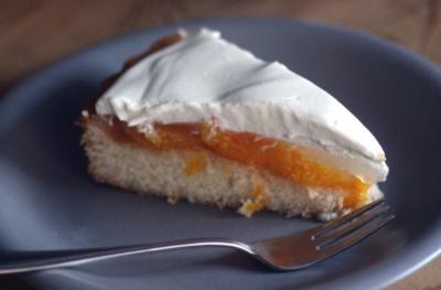 Mandarinen-Schmand-Kuchen - Rezept