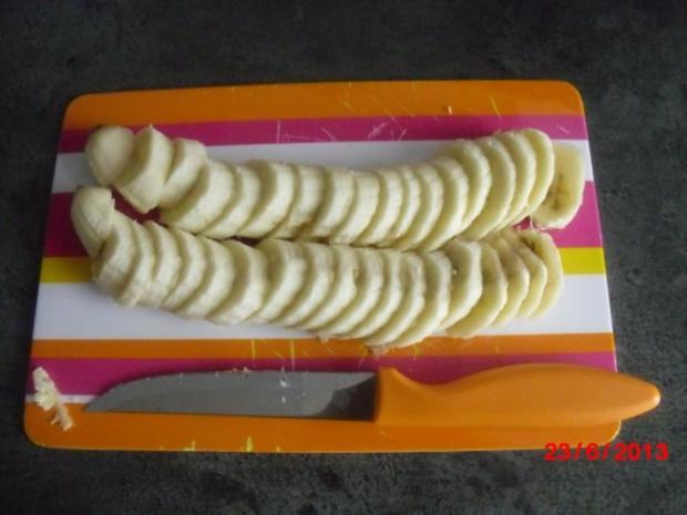 Bananen-Caramel-Kuchen - Rezept - Bild Nr. 9