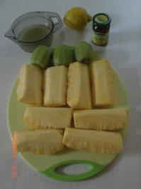 Ananas-Marmelade mit grünem Pfeffer - Rezept