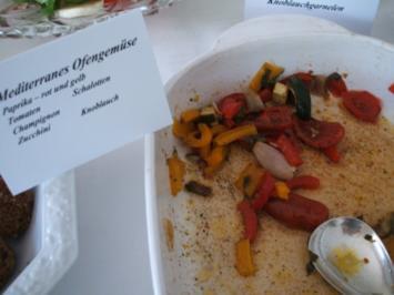 Gemüse: Antipasti-Verdura - Rezept