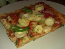 24 Stunden Pizza! MEIN LIEBLINGSPIZZABODEN!!!!! - Rezept