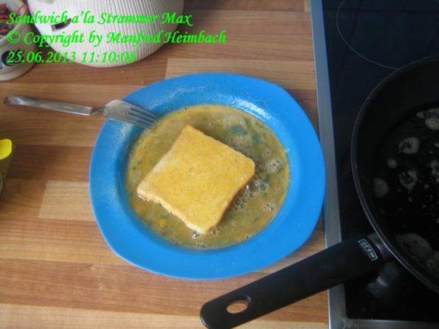 Fastfood – Sandwich a'la Strammer Max - Rezept - Bild Nr. 6