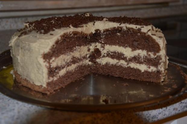 Caramel Creme Torte Rezept Mit Bild Kochbar De