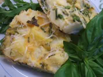 Kartoffeln: Kartoffel-Tortilla - Rezept