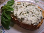 Frischkäse: Kräuterfrischkäse, der 795iste - Mein derzeitiger Favorit - Rezept