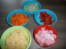 Pasta - Pfanne - Rezept