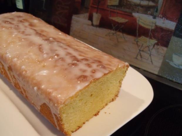 Zitronen Maismehl Kuchen Rezept Mit Bild Kochbar De