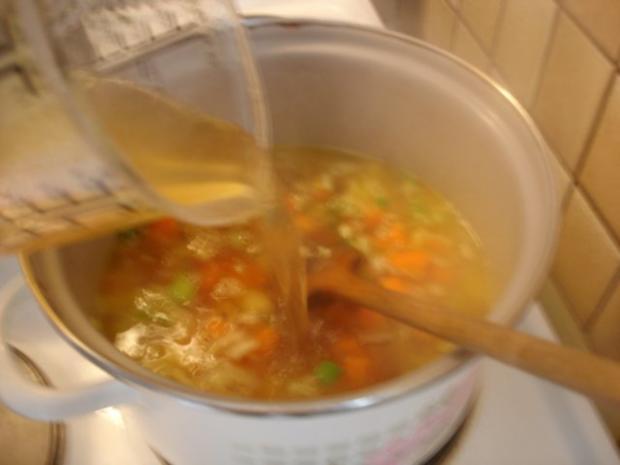 Ingwer-Möhren-Curry-Suppe - Rezept - Bild Nr. 6
