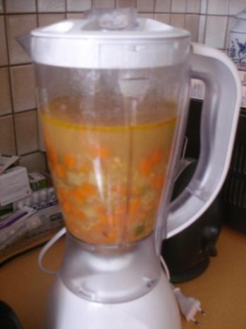 Ingwer-Möhren-Curry-Suppe - Rezept - Bild Nr. 9
