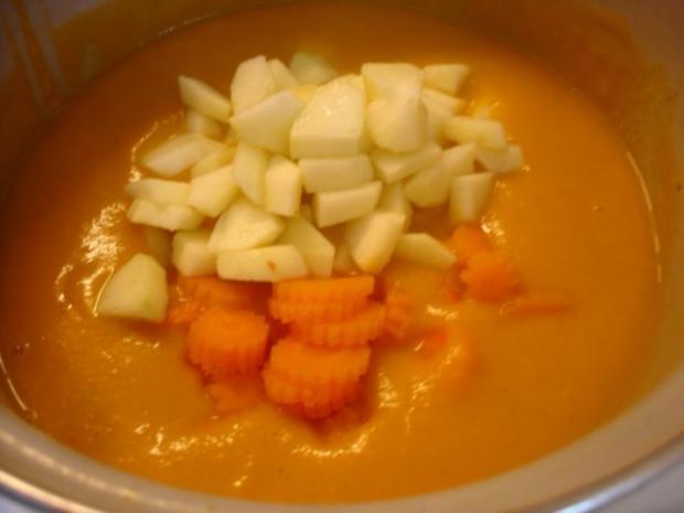 Ingwer-Möhren-Curry-Suppe - Rezept - Bild Nr. 11