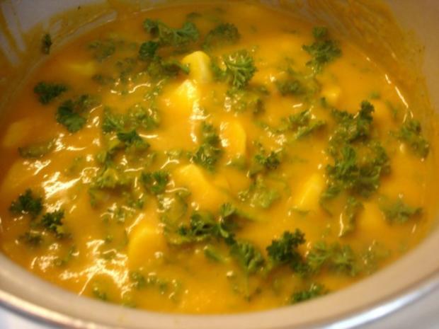 Ingwer-Möhren-Curry-Suppe - Rezept - Bild Nr. 13