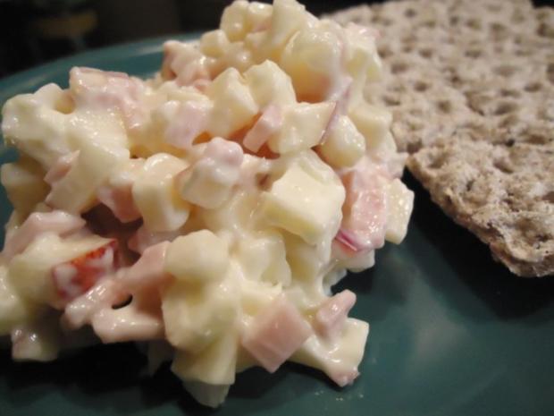 Michis Käsesalat - Rezept