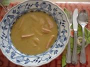 Weißkohl-Kartoffelcreme-Suppe - Rezept